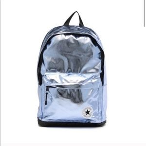 CONVERSE Can Metallic Daypack Backpack